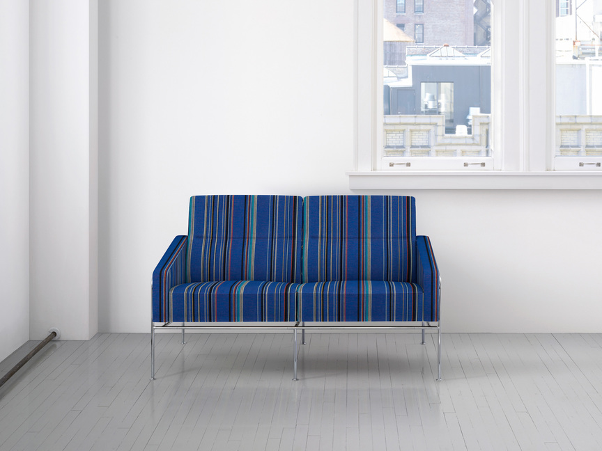 Maharam  Product  Textiles  Point 017 Cobalt