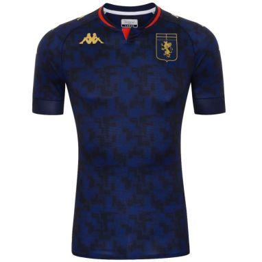 Terceira camisa da Genoa CFC 2020-2021 Kappa » Mantos do Futebol