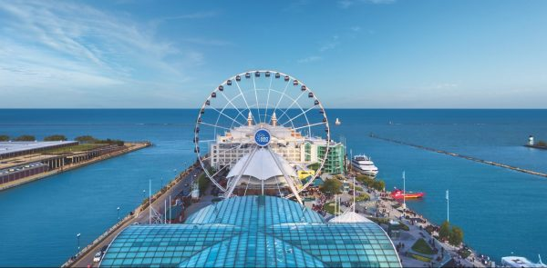 Pier Park Attractions Centennial Wheel Pepsi Wave