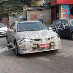All New Toyota Camry 2018 Thailand Yaris Trd Sportivo Review Gen Spied Testing In India Car Dekho English Although The Test Mule Is Heavily Camouflaged It Identifiable As Thai Spec Which Went On Sale October