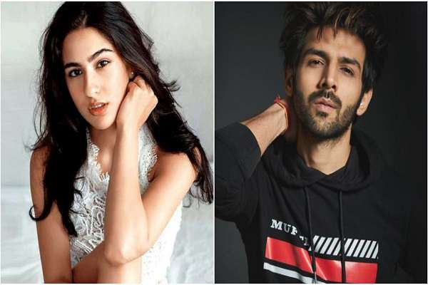 Image result for sara-ali-khan-with-kartik-aaryan