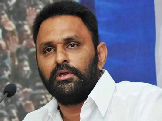 AP minister Kodali Nani says all cardholders will get ration - News Meter English   DailyHunt