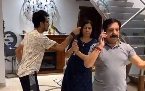 Chahal's Latest Hilarious Video Featuring His Mom & Dad Is Quite Relatable  - RVCJ   DailyHunt