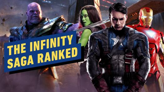 The Infinity Saga, as Phases 1-3 of the MCU are now called, is over. Which means, of course, it's time to rank all 23 movies in those first three phases. While there are no bad Marvel Studios movies (yet!), some are truly great while others are just good or, dare we say it, only fine. But which are the best of the best MCU movies? And which are at the bottom of the list? IGN's entertainment team voted, and these are the results...