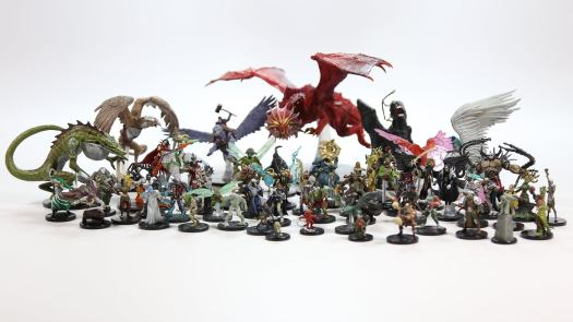 """<p><span style=""""font-size: 20px;""""><strong>Icons of the Realms</strong> is a line of officially licensed painted miniatures developed by Wizkids that tie directly into story adventures released by Wizards of the Coast.</span></p> <p><span style=""""font-size: 20px;""""><strong>The Guildmasters' Guide to Ravnica</strong> set includes more than 55 miniatures of the key characters and monsters from the adventure that will help you and players bring the fantastical guilds of Ravnica to life in your home game.</span></p> <p><span style=""""font-size: 20px;"""">Icons of the Realms minis come in      <a href=""""https://www.amazon.com/WizKids-Icons-Realms-Guildmasters-Ravnica/dp/B07GTDRVVG?tag=editorial08-20&amp;ascsubtag=7b707f59-a79f-4269-859b-1e80b898afbe""""><strong>4-figure packs</strong></a> or      <a href=""""https://www.amazon.com/WizKids-Icons-Realms-Guildmasters-Ravnica/dp/B07GV1WSCG?tag=editorial08-20&amp;ascsubtag=d74def03-b759-43e9-9a3c-60185397d8ff""""><strong>32-figure bricks</strong></a>.   </span></p>"""