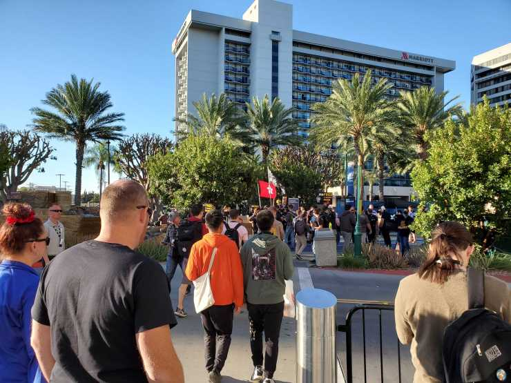 Los manifestantes de Blizzcon comparten por qué están luchando por la libertad de expresión en el gran evento de Blizzard 3