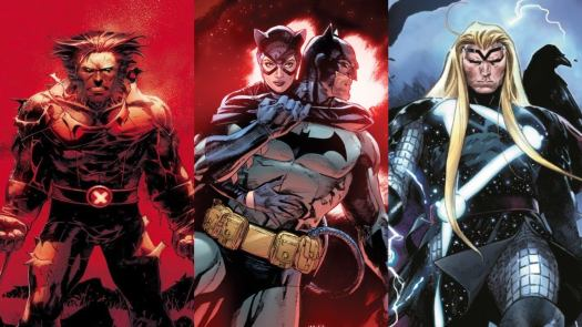 From Wolverine's new solo comic to the epic love story that is Batman/Catwoman, these are our most anticipated comics set to debut in 2020.