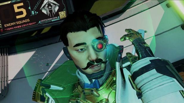 Screenshots of the Apex Legends Lost Treasures event.