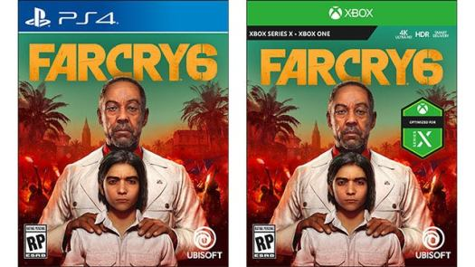 $10 Off Far Cry 6 for PS4, Xbox One