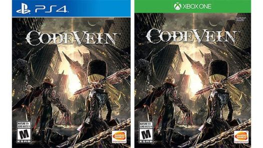 Code Vein for PS4 or Xbox