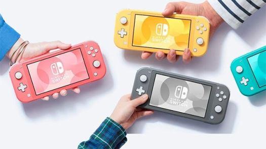 Nintendo Switch Lite on Amazon