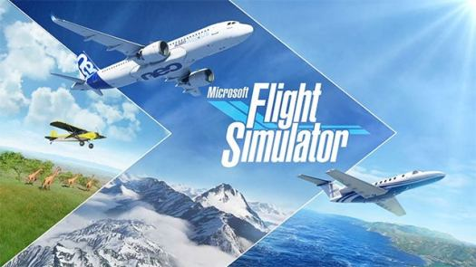 Microsoft Flight Simulator (PC) Available on Xbox Game Pass for PC (Sign up for as Low as $1)