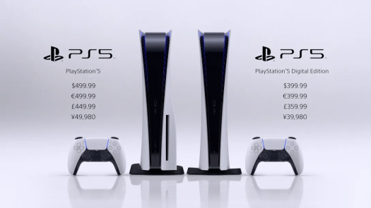 """<strong>PS5 and PS5 Digital Edition Price and Release Dates Announced</strong> – Sony's next-gen consoles finally got prices and release dates. The regular <strong><a href=""""https://www.ign.com/articles/ps5-price-release-date-pre-order-playstation-5"""" target=""""_blank"""">PS5</a></strong> is priced at US$499/£449/AU$750, while the Digital Edition will be available for US$399/£359/AU$600. Both PS5 consoles have a release date in the US, Japan, Canada, Mexico, Australia, New Zealand and South Korea on November 12. The consoles will launch in other territories on November 19. As for PS5 preorders, those will be available tomorrow."""