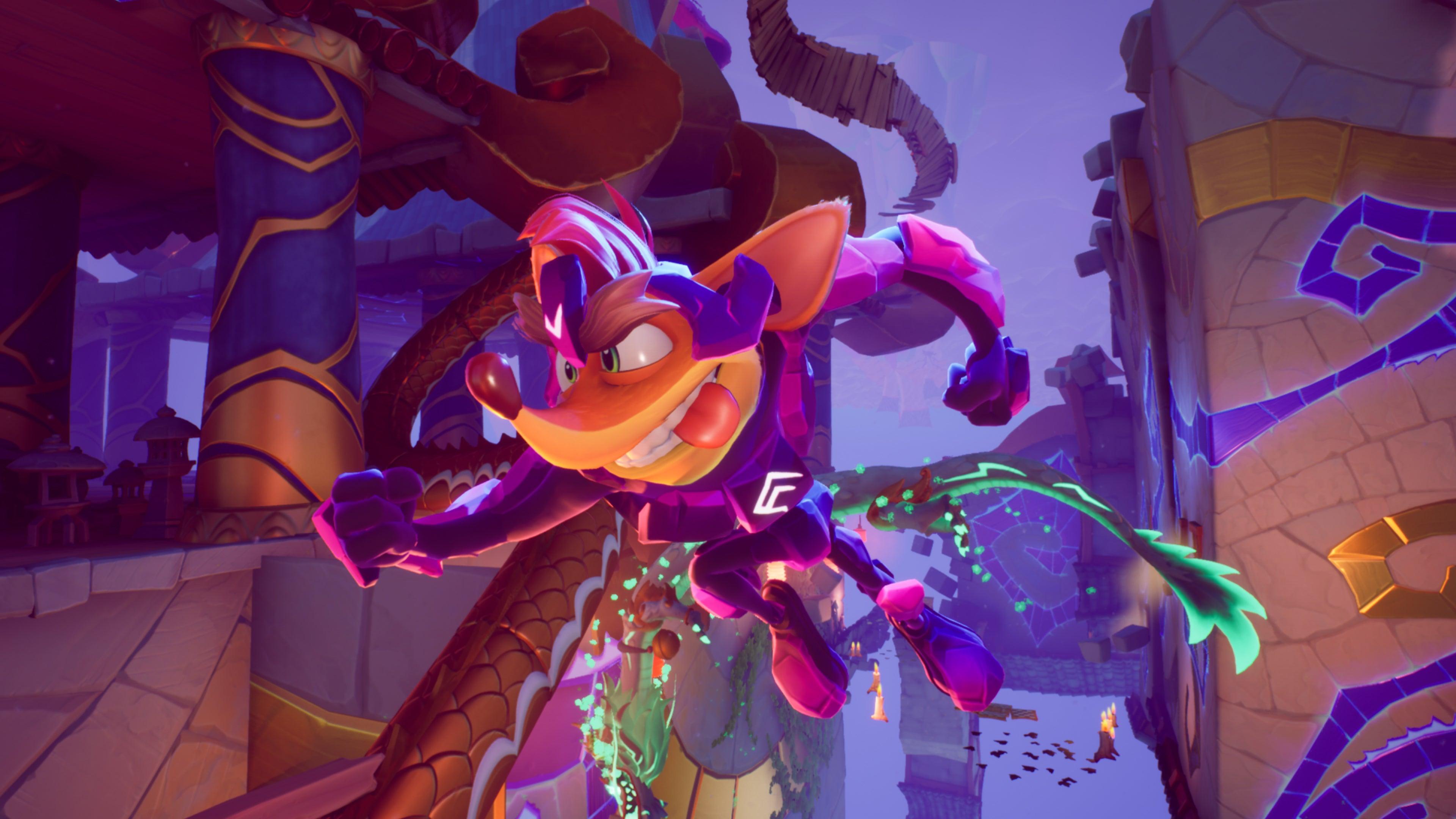 Crash Bandicoot 4: 'Akano Screenshots