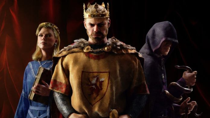 """<b>Crusader Kings 3 (console and PC)</b><br> <br> In IGN's Crusader Kings 3 review, we called it """"a superb strategy game, a great RPG, and a master class in how to take the best parts of existing systems and make them deeper and better."""" Its strong grand strategy mechanics are propped up by meaningful human stories that emerge as you build and sustain a dynasty. It earned a 10 in our review, which crowned it the """"new king of historical strategy."""""""