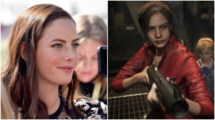 Kaya Scodelario will play Claire Redfield. (Photo by Kristy Sparow/Getty Images for Disney)