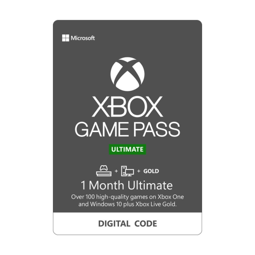 1-Month Game Pass Ultimate