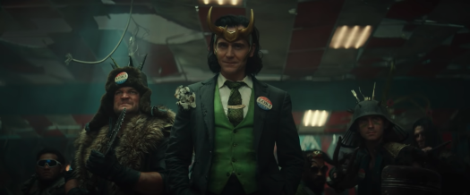 The first full look at Loki is finally here! And you don't have to wait until May 2021 to find out what all the mischief in the new Disney+ MCU series is about. Here's our full breakdown of everything you need to know from the first teaser trailer.