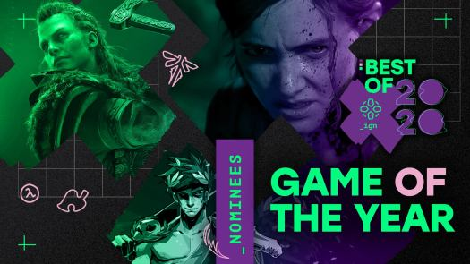 """<b><a href=""""http://www.ign.com/articles/game-of-the-year-2020"""">Game of the Year 2020</a></b><br><br> Whether we were gathering cherry blossoms and catching bugs or frantically trying to escape the depths of the underworld, 2020 kicked off the new decade with some truly exceptional gaming experiences.<br>From massive years-in-the-making epics to surprising indie hits, these are our nominations for the best game of 2020."""