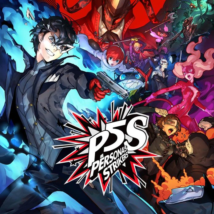 Persona 5 Strikers Ign