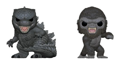 Funko is celebrating the biggest monster mash of 2021 with a new line of Godzilla vs. Kong POP figures. Click through for an exclusive first look.