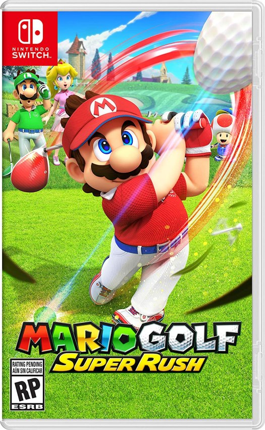 Mario Golf: Super Rush Preorder Guide