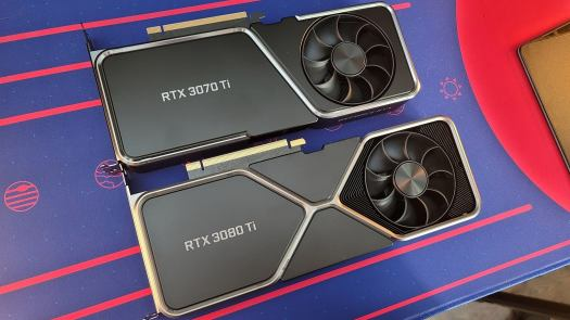 Nvidia GeForce RTX 3070 Ti Founders Edition Review 3