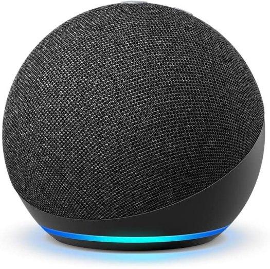 Get a 2-pack of Echo Dots (4th Gen, 2020)