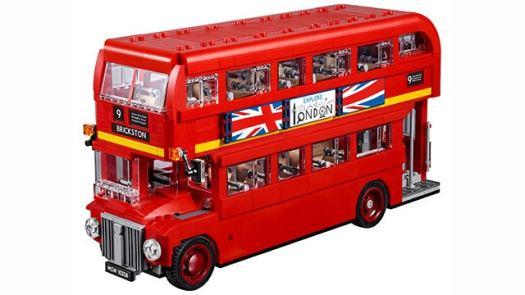 LEGO Creator Expert London Bus 10258 1,686-Piece Kit
