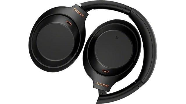 Sony WH-1000XM3 Active Noise Canceling Wireless Bluetooth Headphones