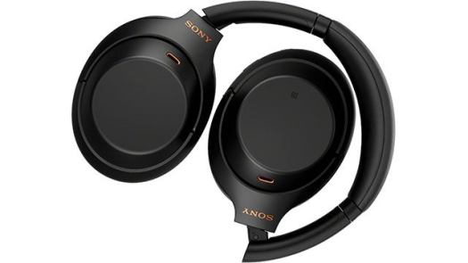 Sony WH-1000XM3 Active Noise Cancelling Wireless Bluetooth Headphones