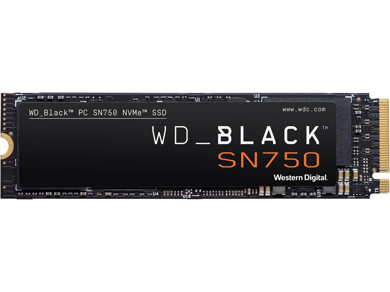 WD Black 1TB NVMe SSD