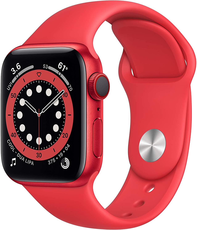 Apple Watch Series 6 (GPS + Cellular, 40mm)