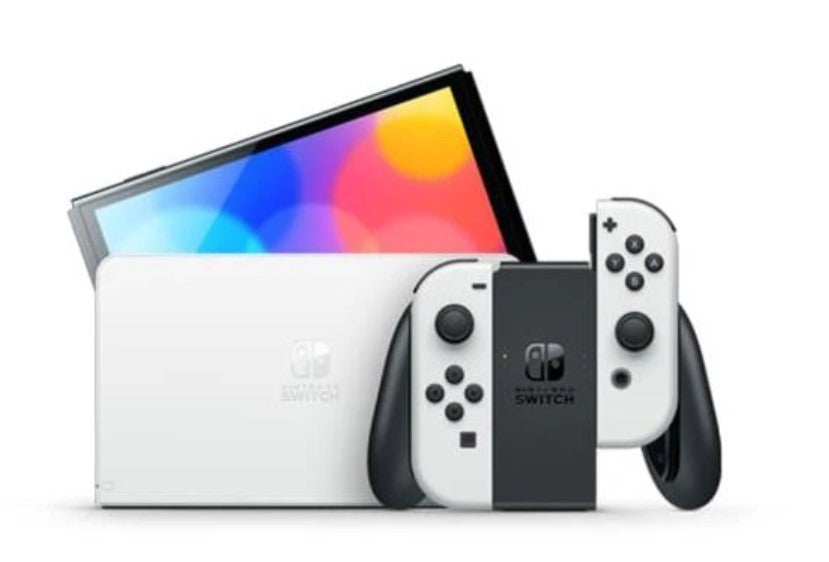Nintendo Switch - White