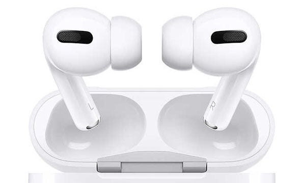 Apple AirPods Pro Noise-Cancelling Earbuds