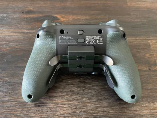 PowerA Fusion Pro Wireless Controller Review 4