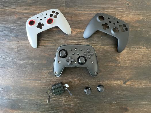 PowerA Fusion Pro Wireless Controller Review 2