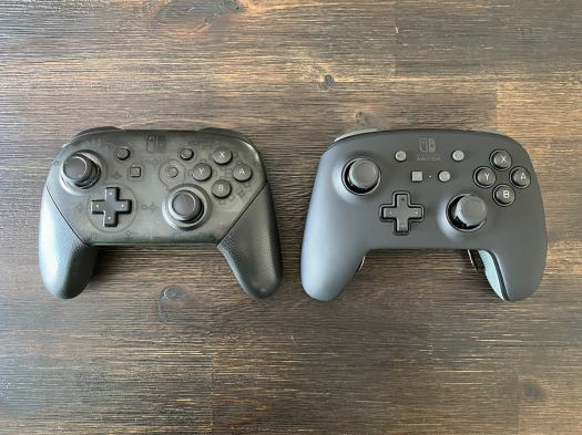 PowerA Fusion Pro Wireless Controller Review 5