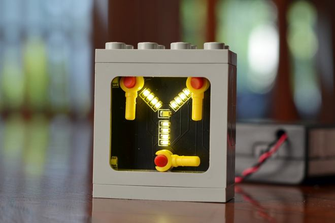 sale-295897-article-image-1626382092916 Build Your Own Flux Capacitor With This Awesome LEGO Kit   IGN