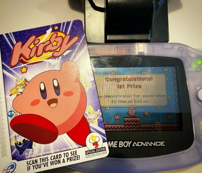 s-l1600-1626698486876 Nintendo Destroyed All Its E3 e-Reader Cards... But One Seems to Have Gone on Sale   IGN