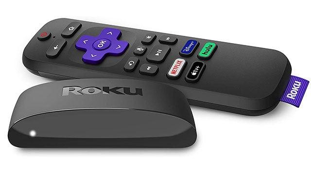 Roku Express 4K+ 2021 Streaming Media Player