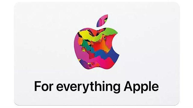 $ 100 Apple Electronic Gift Card