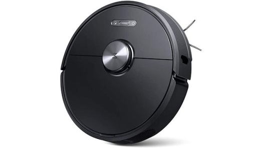 Roborock S6 Robot Vacuum and Mop with Adaptive Routing, Multi-Floor Mapping, Extra Long Battery Life
