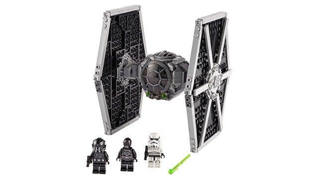 LEGO Star Wars Imperial TIE Fighter 75300 432-Piece Kit