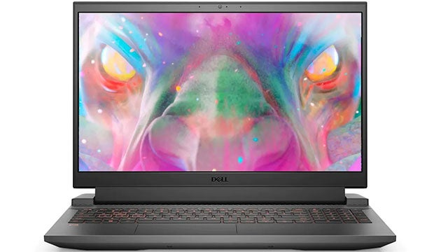 Dell G15 Intel Core i5-10500H RTX 3050 Ti Gaming Laptop with 8GB RAM, 512GB SSD