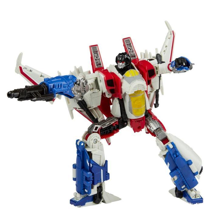 Various Transformer Figurines