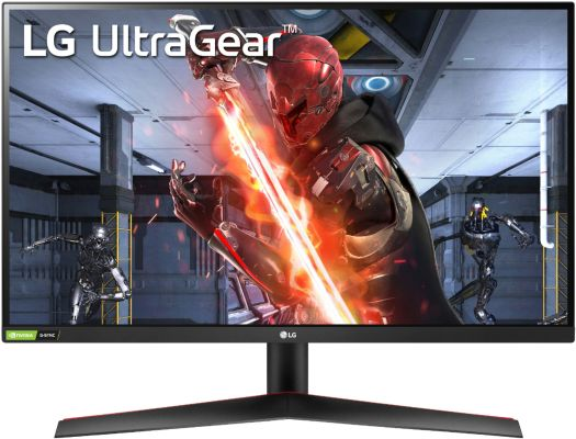 """LG - 27"""" UltraGear QHD IPS Gaming Monitor with G-SYNC Compatibility"""