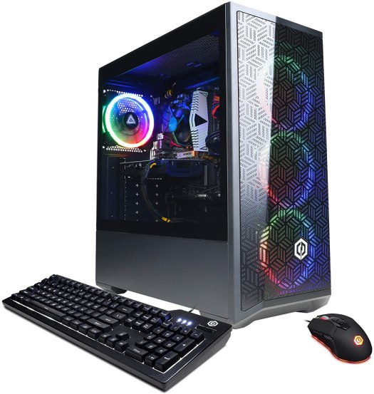 CYBERPOWERPC Gamer Xtreme VR Gaming PC