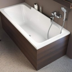 In Stock Kitchens Pine Kitchen Table Duravit Durastyle 1700 X 700mm Bath With Left Slope And ...
