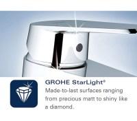 Grohe Eurostyle Single Lever Bath Shower Mixer Valve ...